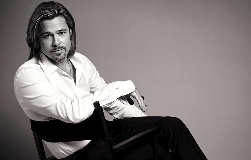 Brad Pitt aggredito alla prima di Maleficent