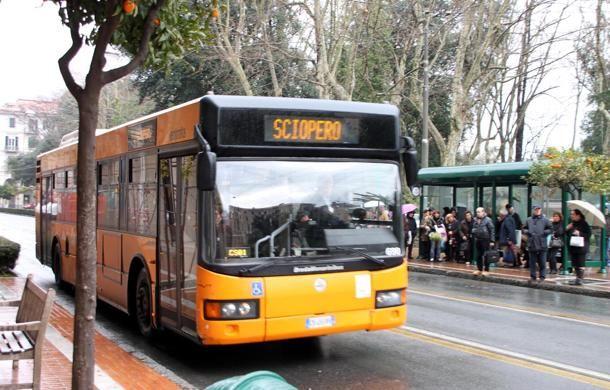 Giornata di passione sciopero dei mezzi pubblici il 30 maggio